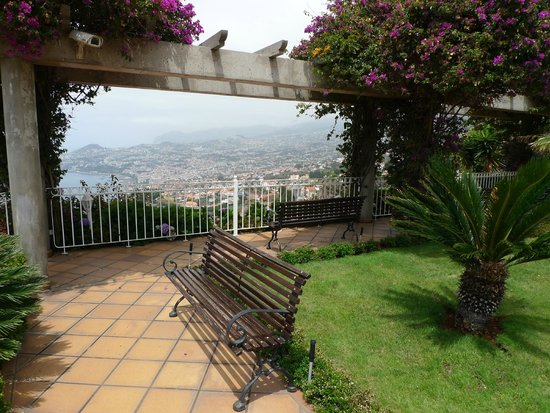 Ocean Gardens : Roof terrace