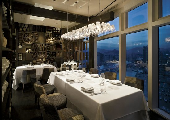 Park hyatt busan dining room picture of dining room busan park hyatt busan dining room sxxofo