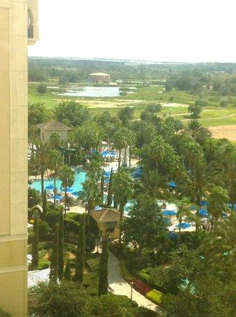 Omni Orlando Resort at Championsgate: beautiful view