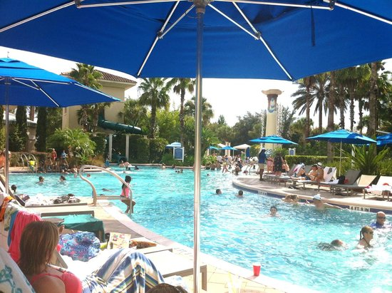Omni Orlando Resort at Championsgate: pool