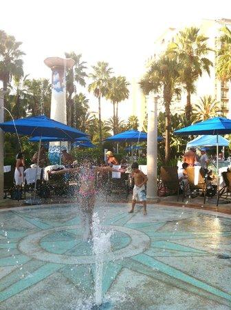 Omni Orlando Resort at Championsgate: splash