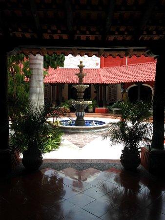 Occidental Cozumel: lobby