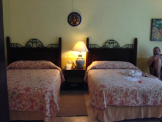 Occidental Cozumel: our room