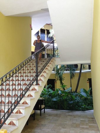 Occidental Cozumel: to our room