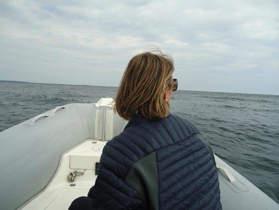 Door County Adventure Rafting : nice view