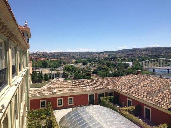 Eurostars Palacio Buenavista : View from Room 424