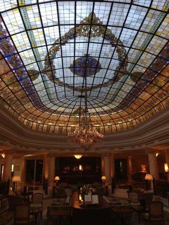 Eurostars Palacio Buenavista: Beautiful public area
