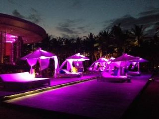 Club Med Bali: the relax