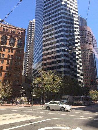 Courtyard San Francisco Downtown: Street