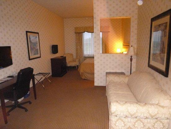 Comfort Inn & Suites Saint-Nicolas: Hotel Room