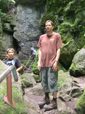 Scenic Caves Nature Adventures: cave