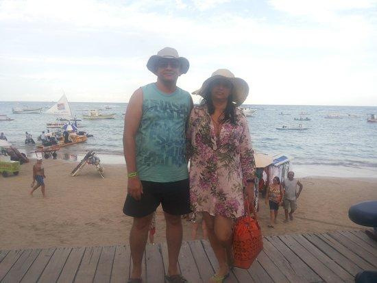 Pontal De Ocapora: Porto de Galinhas um Paraíso
