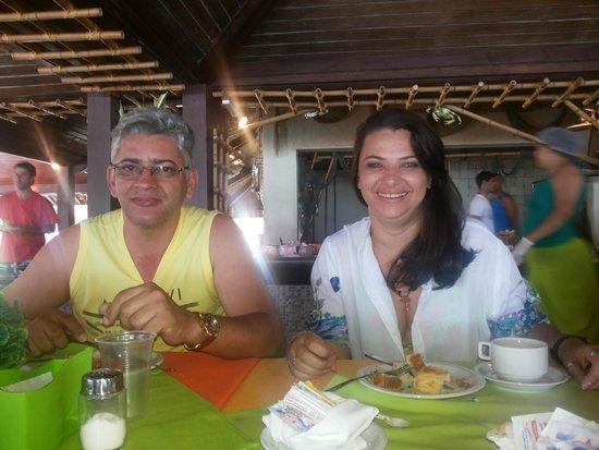 Pontal De Ocapora: Viagem feliz