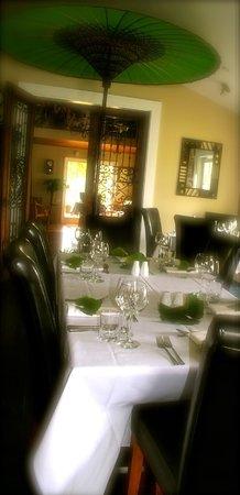 Tirohana Estate: The elegance of the restaurant