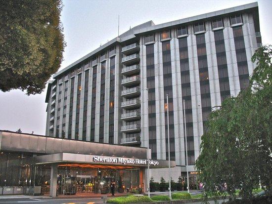 Sheraton Miyako Hotel Tokyo: Hotel