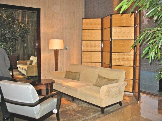 Sheraton Miyako Hotel Tokyo: lobby