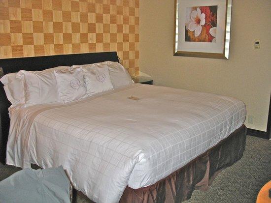 Sheraton Miyako Hotel Tokyo: Bedroom
