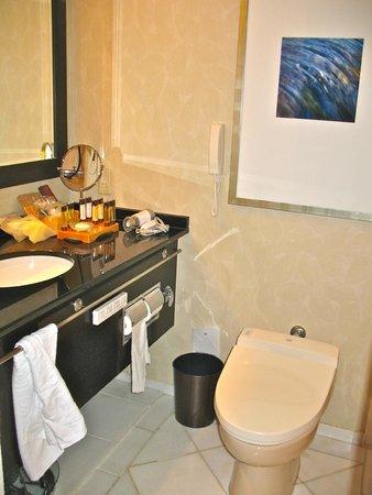 Sheraton Miyako Hotel Tokyo: Bathroom