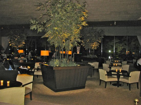 Sheraton Miyako Hotel Tokyo: Lobby Bar and restaurant