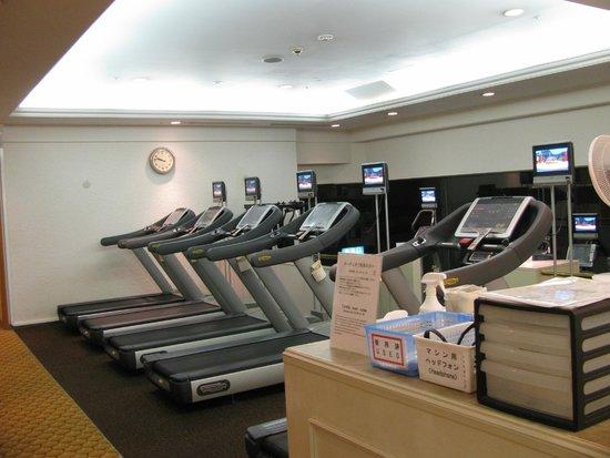 Sheraton Miyako Hotel Tokyo: fitness center