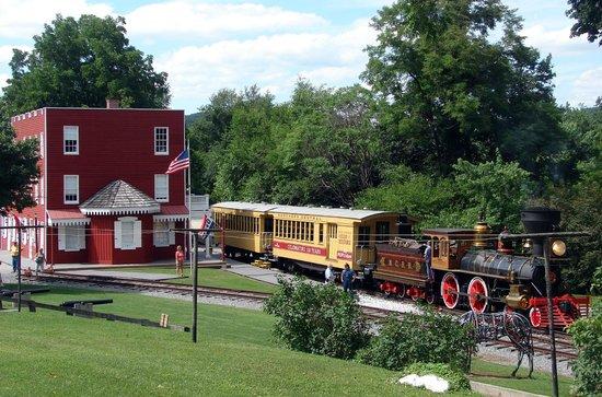 Steam into History: Hanover Jct