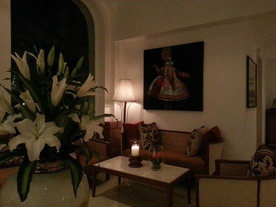 Taj Malabar Resort & Spa Cochin: Lobby
