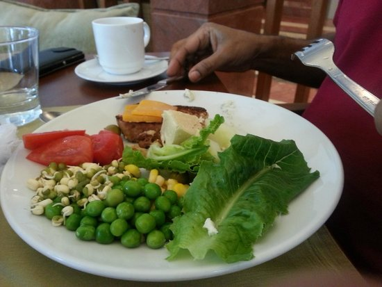 Vivanta by Taj - Malabar : A healthy spread