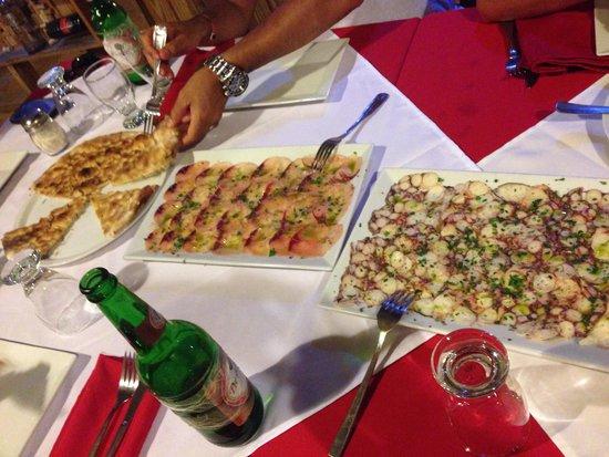 Da Elio Restaurante: A must try.