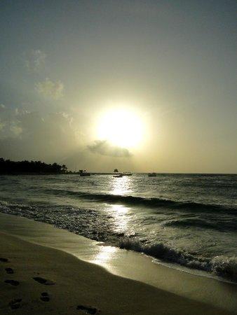 Iberostar Paraiso Beach: Sunset