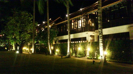Le Meridien Koh Samui Resort & Spa : ホテル敷地内
