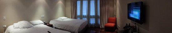 Termales el Otono: habitacion