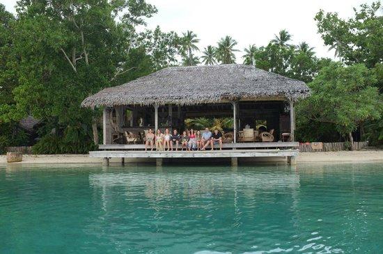 Ratua Private Island: Living room