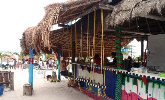 Chiquita, Mahahual, Mexico