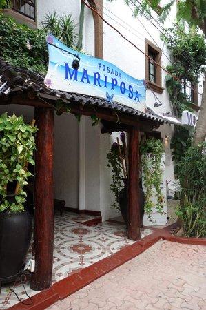 Hotel Boutique Posada Mariposa : Exterior view