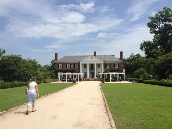Main House, Boone Hall Plantation
