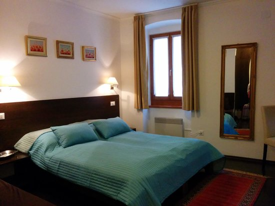 Residence Dream: Room with double bed