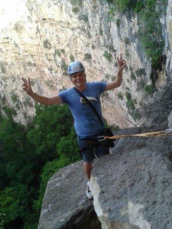 Sima de las Cotorras : una caminata de aventura y altura