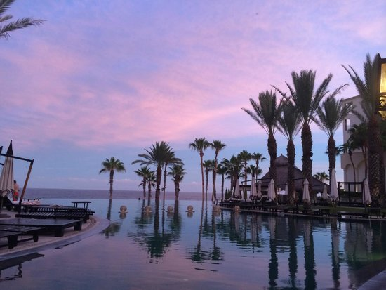 Hilton Los Cabos Beach & Golf Resort : View from Fenicia