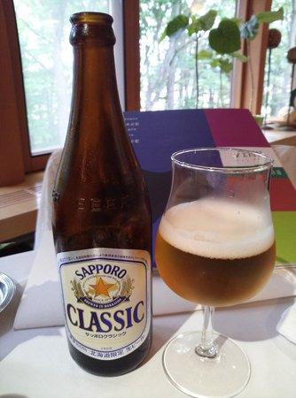 Restaurant Maccarina : 北海道限定ビール