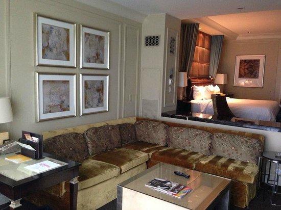 The Palazzo Resort Hotel Casino: Номер