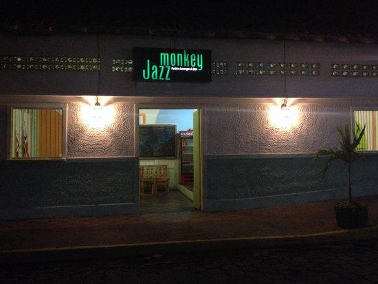 Jazz Monkey Fusion Lounge and Bar: Jazz Monkey FL&B On Moyogalpa's Main Street