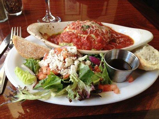 1285 Restobar: Lasagna