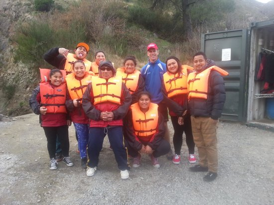 Hanmer Springs Attractions: gearing up #lifejackets #giggles #fun