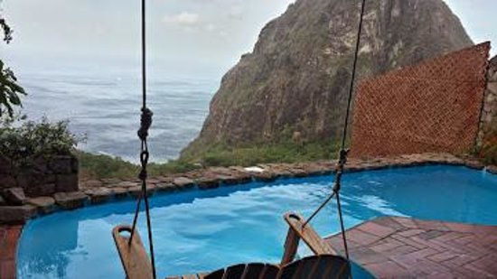Ladera Resort: View from Hilltop Suite X-6