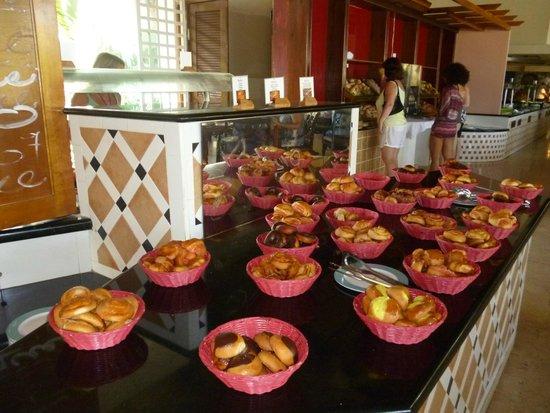 Paradisus Varadero Resort & Spa: Buffet