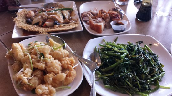 Sinh Sinh Restaurant: Great foods, great tastes