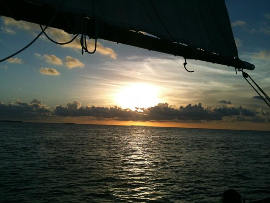 Danger Charters: Sailing into the Sunset