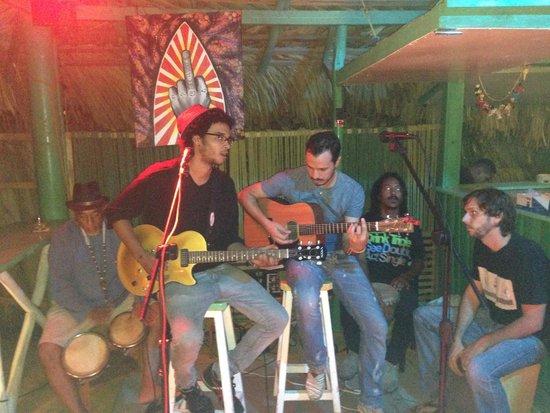 VooDoo Lounge Cabarete: Open Mic on Thursdays