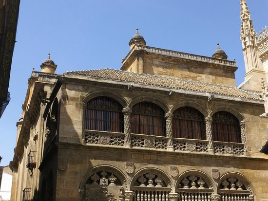 Catedral y Capilla Real: 建物