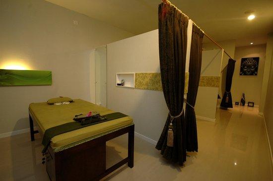 Batam Center, Indonesia: Ladies Massage Room - Single